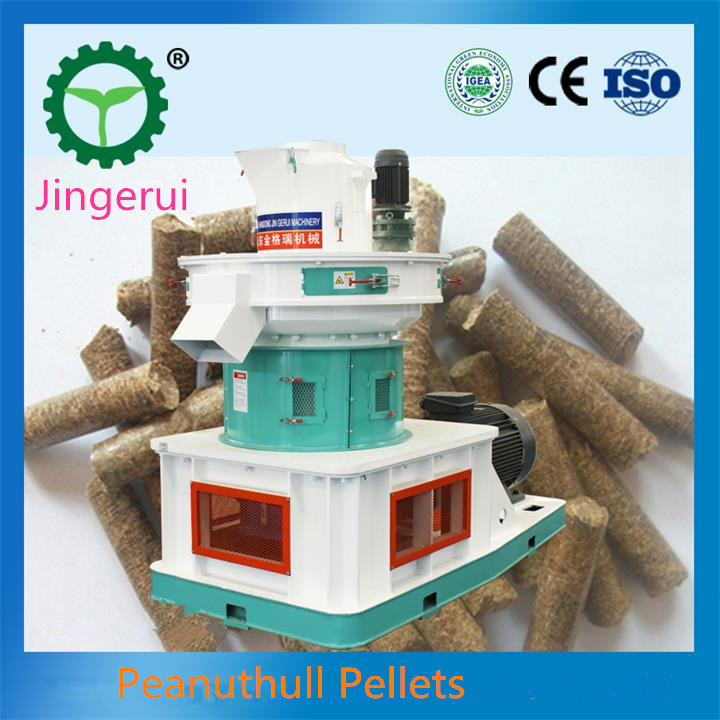 Peanuthull pellet machine factory for sale ---Jingerui