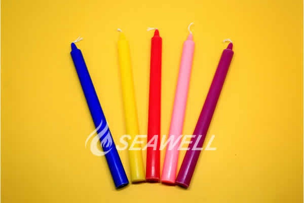 Stick and Taper Type Color Candle