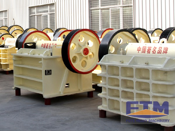 Double Toggle Jaw Crusher/Jaw crusher/Casting Jaw Crusher