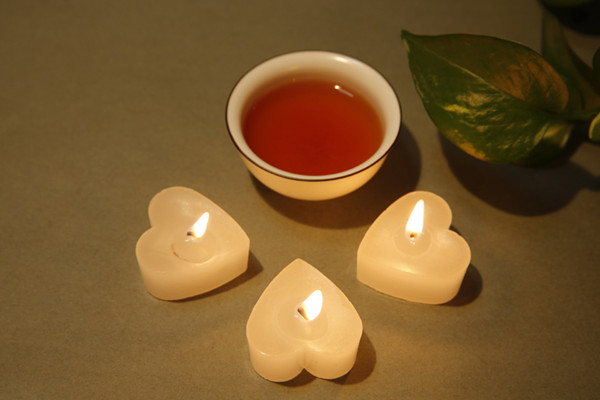 Paraffin Wax Tealight Candle