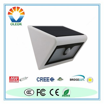 Solar LED Wall Lights Outdoor