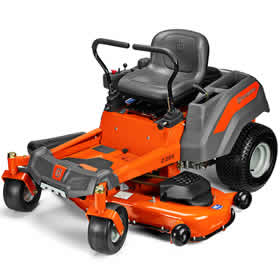 Husqvarna Z254i (54) 24HP Smart Switch Zero Turn Lawn Mower (2015 Model)