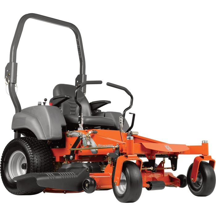 Husqvarna Zero-Turn Mower — 725cc Kawasaki Engine, 54in. Deck, Model# MZ5424SR