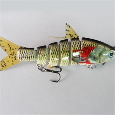 Six Section 3 Inch Sun Fish Lure