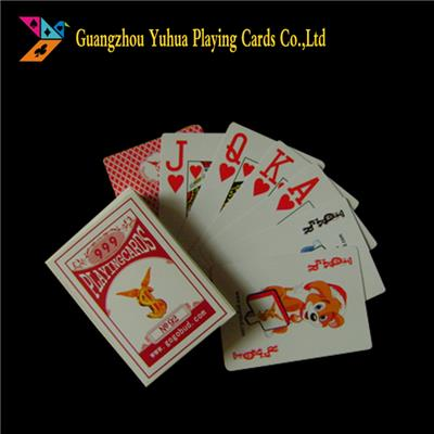 300gsm C2S Paper Playing Cards