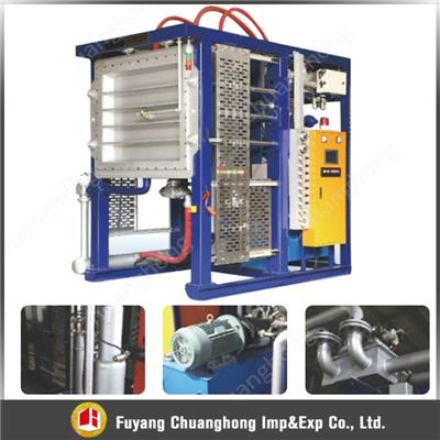Energy-efficient Automatic Shape Moulding Machine