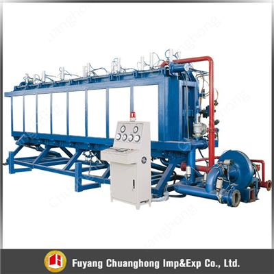 Air Cooling Block Moulding Machine