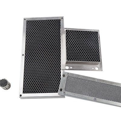 SS Honeycomb Filter And EMC Testing Room Shielded Honeycomb Vent
