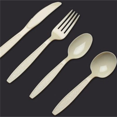 Food Safe Disposable Plastic Cutlery
