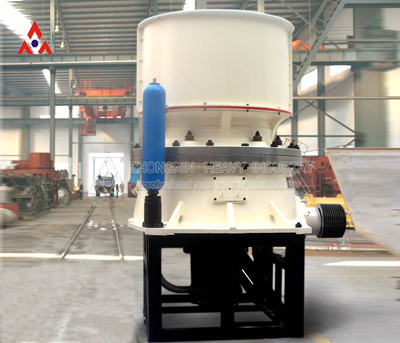 Single Cylinder Hydraulic Cone Crushing