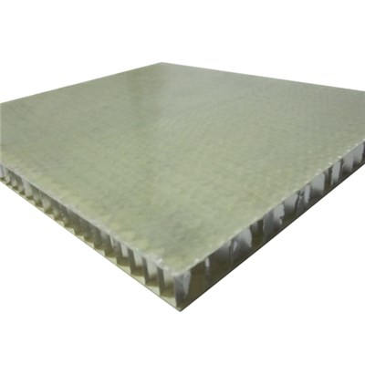 Aluminum Honeycomb Substrate Panels
