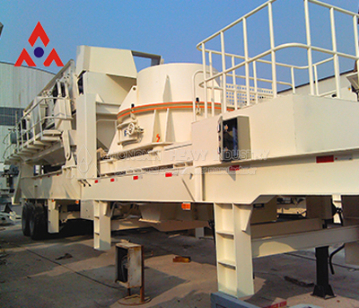 Mobile Crusher Machinery Coal Mine Equipment