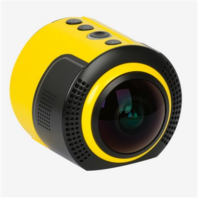 Fisheye Lens Panorama VR Camera