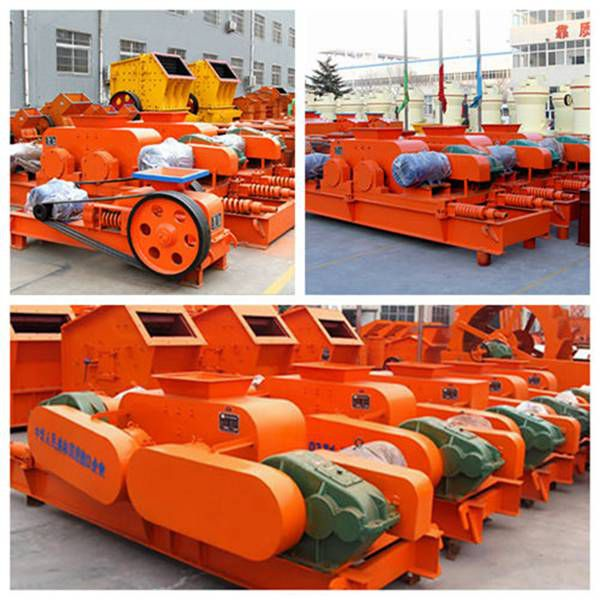 Double Toothed Roll Crusher/Roller crusher/Double Roll Crusher Applications