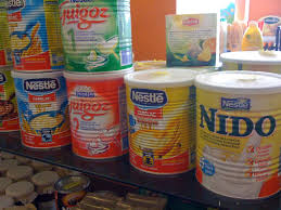 Nestle Nido , Nido Kinder 1+ Instant Full Cream Milk Powder, Nanny Care and Kabrita Goat Milk Powder