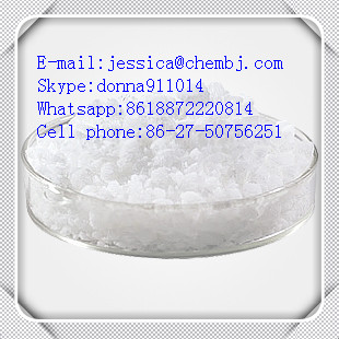 Oral 2446-23-3 Raw Testosterone Powder Turinabol 99% For Male Sexual Dysfunction Treatment