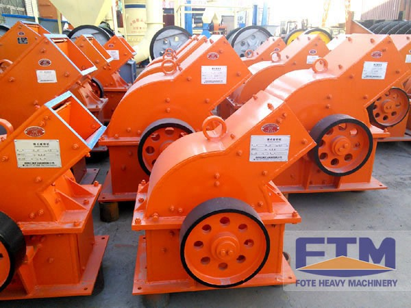 Rock Hammer Crusher/Best Heavy Hammer Crusher/Hammer crusher