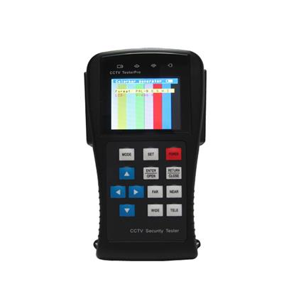 2.8 Inch LCD CCTV Video Tester For Cameras (CT890)