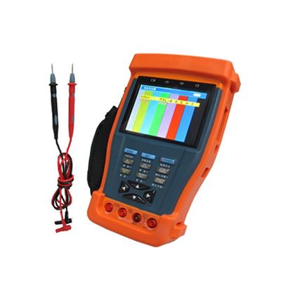 3.5 CCTV Tester With 12VDC Output And Digital Multimeter (CT894)