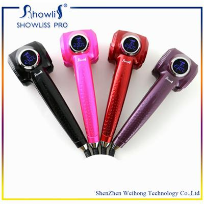 Homeuse Hair Curler Can Be Temperature Adjustable