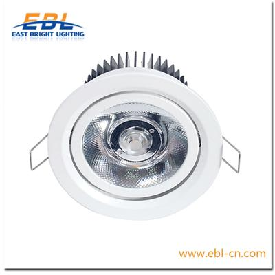 14W LED Down Light With Cree COB LED And Les Cutout: Φ95mm