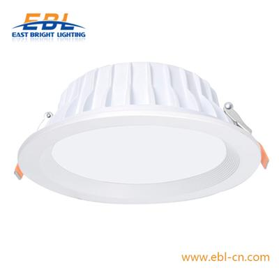 18W SMD LED Down Light With Frosted PC Cover 120° Beam Angle