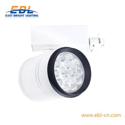 15W LED Spot Track Light With 30 Degree Lens Osram Or Cree High Power LED