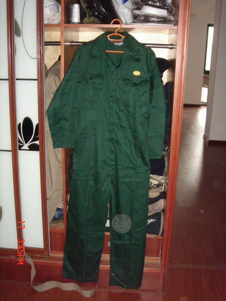 Military Police Overall Uniform Garment Clothes