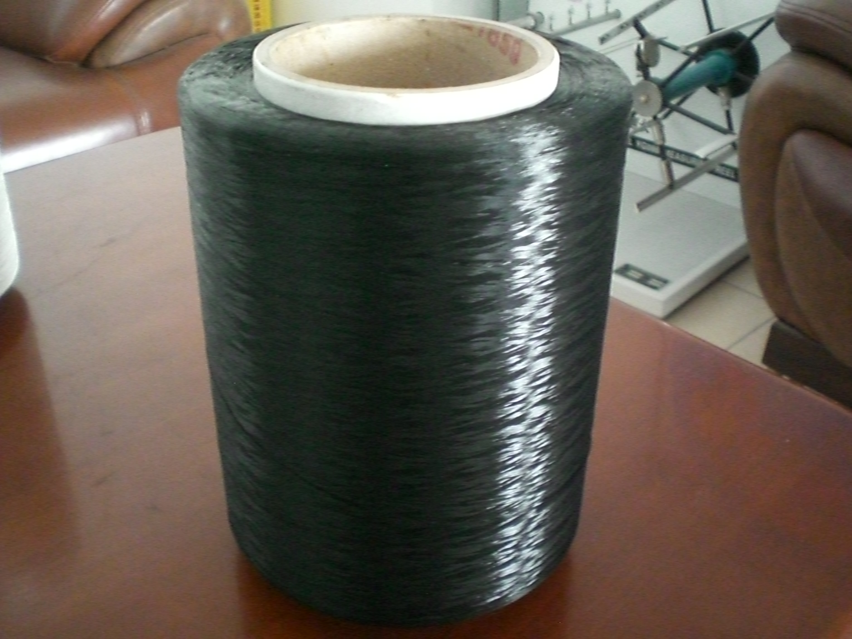 420D-1680D pure white/ black Nylon FDY yarns FOR ROPES AND FISHING NET