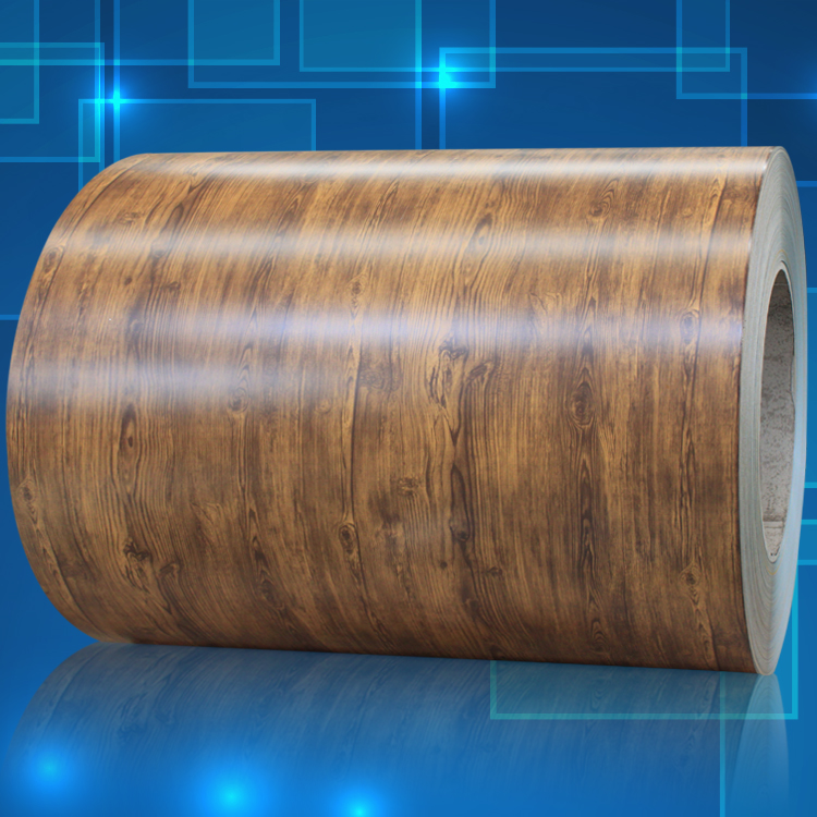 High quality PPGI/PPGL prepainted color steel coil