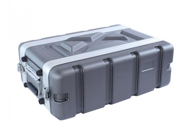 Mic Receiver Rack Case of 3US