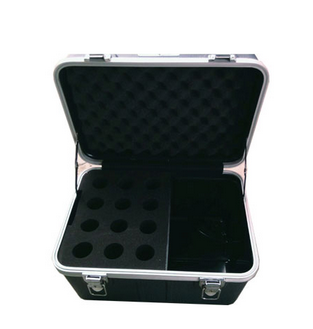 ABS of Microphone Storage Rack Case of 12