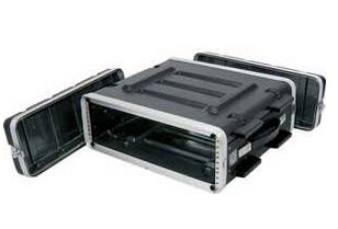 ABS Standard 2U Rack Case