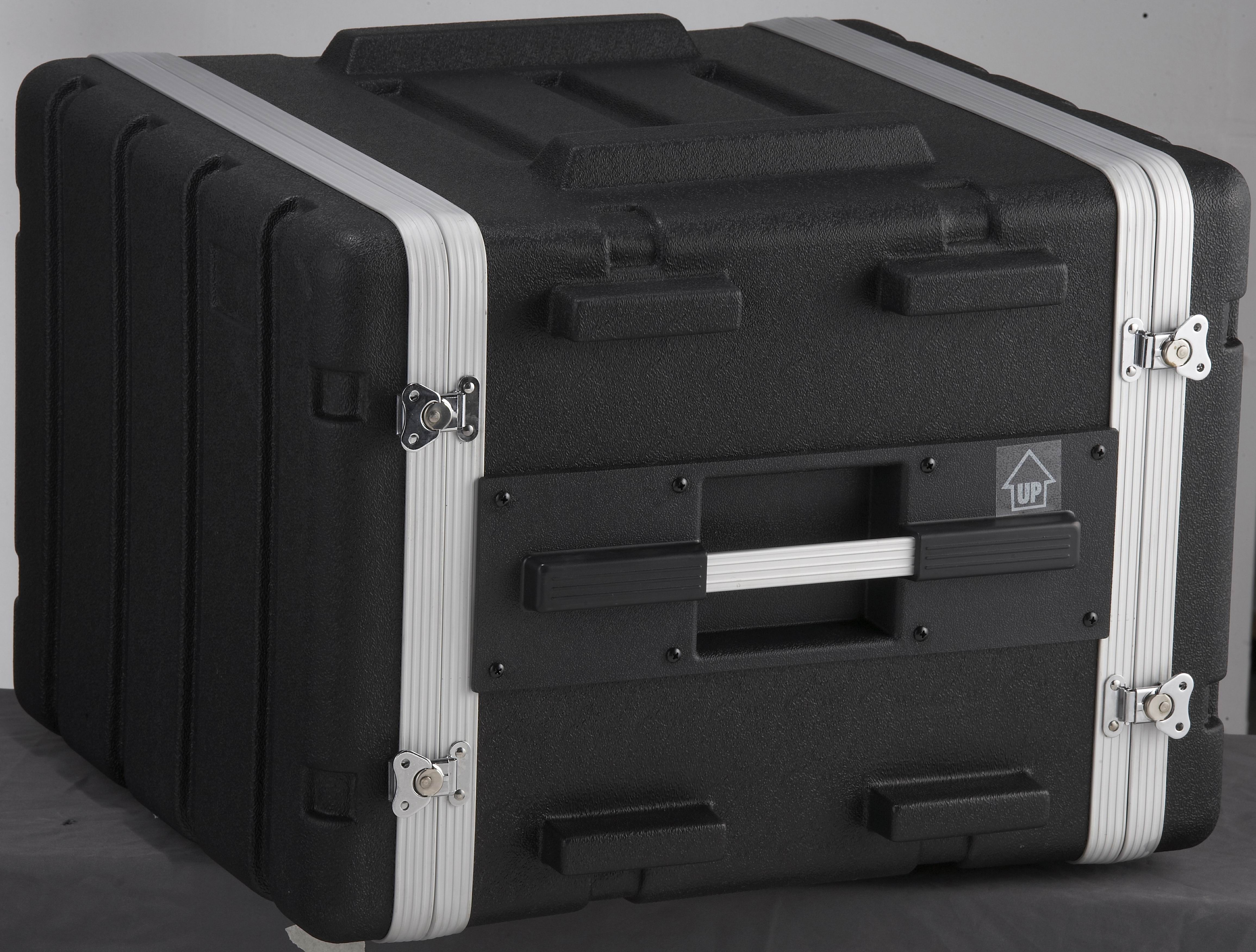 ABS Standard 8U Rack Case