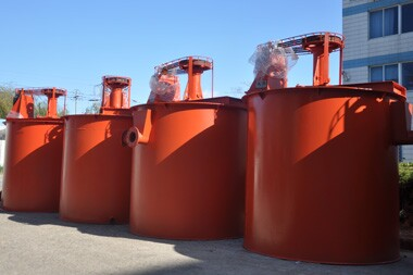 GBJ high efficiency mixing tank GBJ high efficiency mixing tank supplier manufacturer