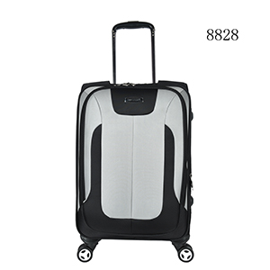 Polyester Four Wheels Trolley case manufacture