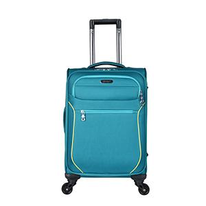 fashionable easy travel bags Polyester luggage