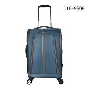 2016 durable waterproof super light new design nylon luggage bag