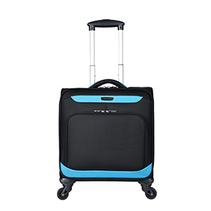 boarding bag trolley luggage bag with easy carrying