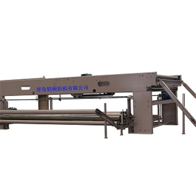 Low Price Good Quality Non Woven Cross Lapper Machine For Nonwoven Fabric Production Line