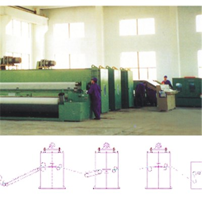 Hot Sale Non Woven Geotextile Production Line
