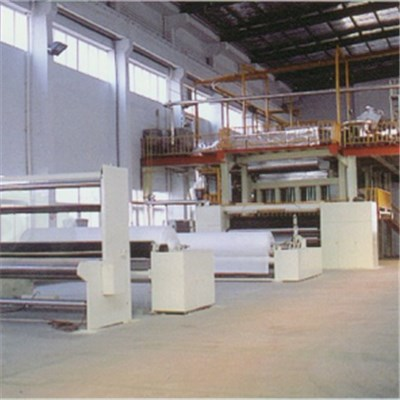Best Quality Non Woven Bonded Wadding Production Line For Spunbond Line