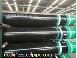 LSAW/ERW carbon steel welded pipe construction material