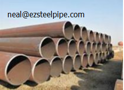 HOT-ROLLED SEAMLESS STEEL PIPE ASTM A 53 & OIL AND GAS PIPE