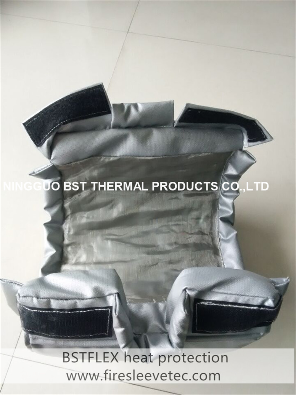 ceramic fiber blanket for pipe insulation