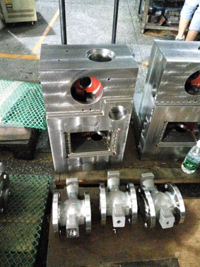 Machining PartsMachining Parts