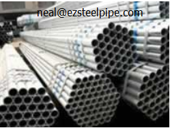 Hot Dip Galvanized Steel Pipe(GR.A/L210 ASTM A53 )