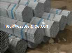 Pre-Galvanized Steel Pipe(OD26-114mm ASTM A53)