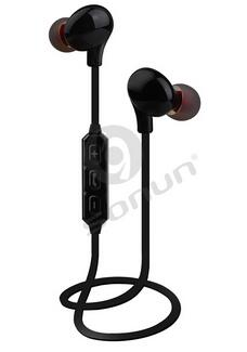 Fashion wholesale colorful bluetooth stereo earphone