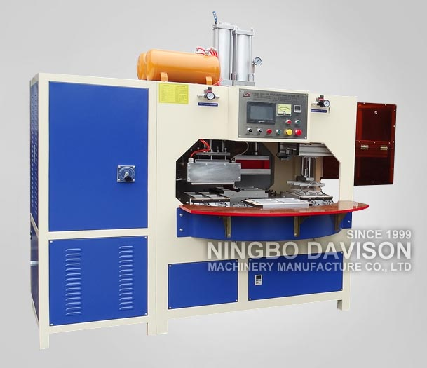 Rotary Table Welding and Cutting Machine